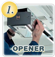 Garage Doors opener Services