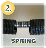 Garage Doors Spring Services